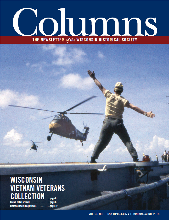 Columns Feb April 2018 helicopter cover