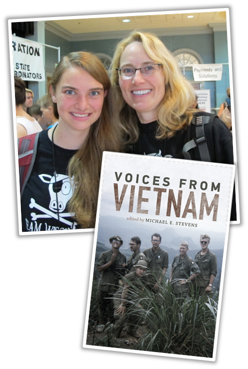 Kiara Huemer and Voices from Vietnam