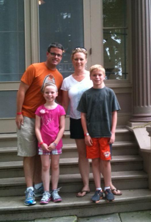 Ryan Anderson Family