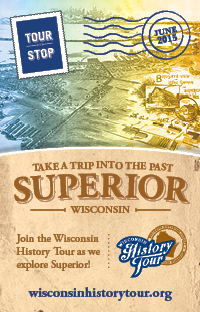 Wisconsin History Tour in Superior