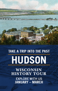 Wisconsin History Tour visits Hudson